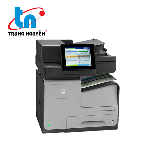 HP Officejet Ent Color MFP X585f