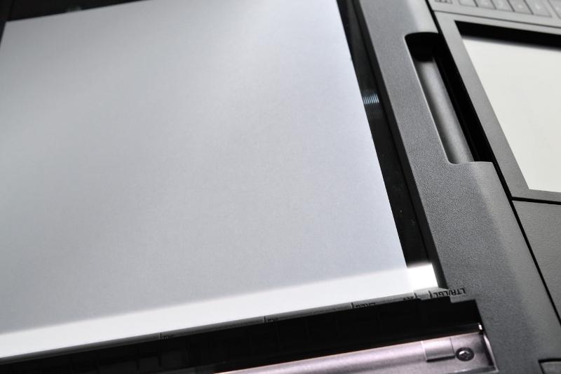 Máy photocopy có thể Scan gửi tai liệu đê đăng